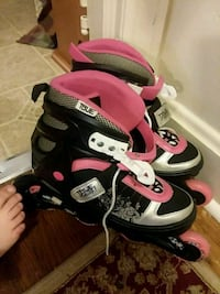 Kids Rollerblades Great Shape used 2x's.   Hagerstown, 21740
