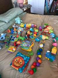 toddler's assorted toys Calgary, T3J 2M8