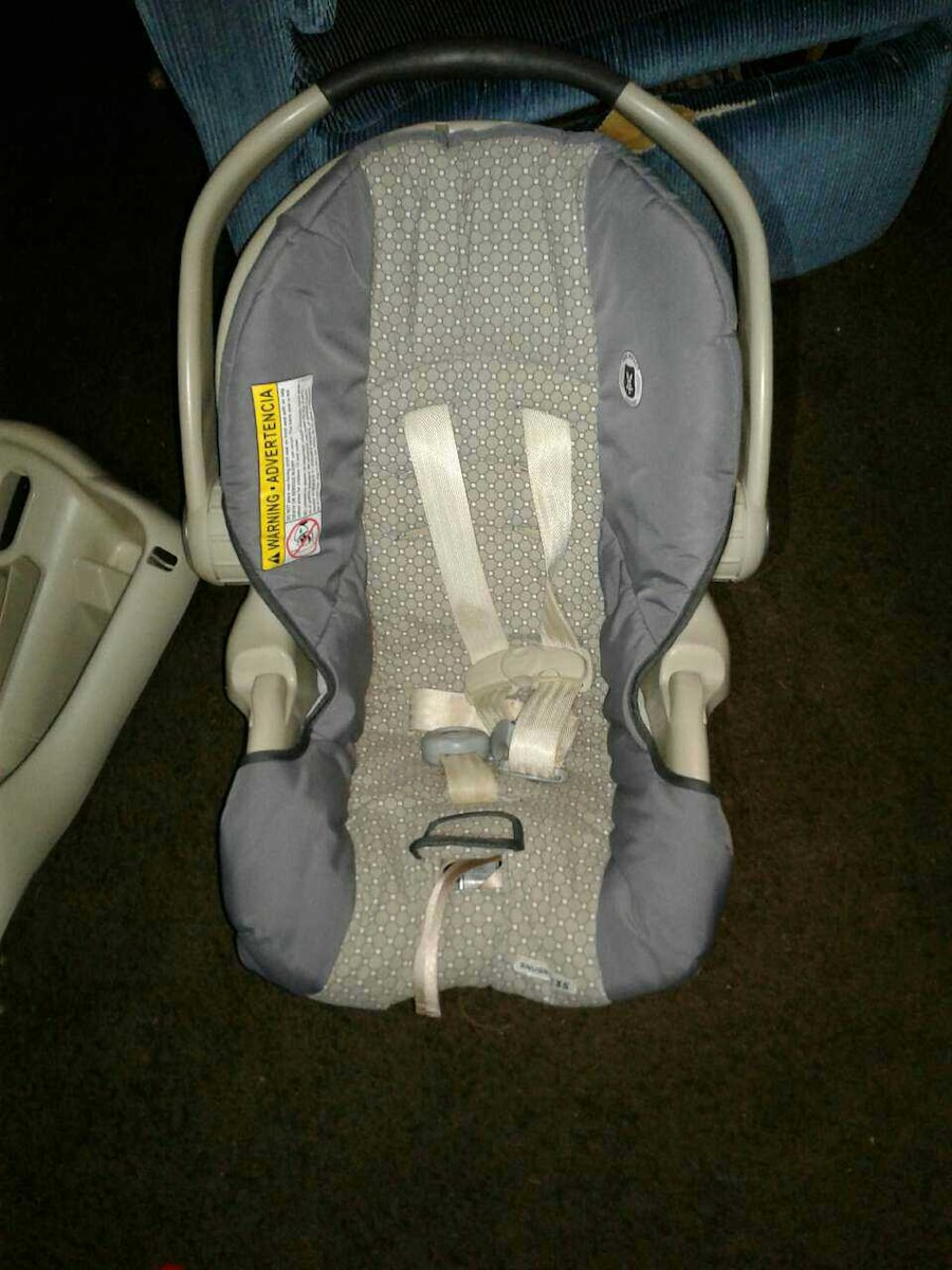 used graco car seat in joplin. Black Bedroom Furniture Sets. Home Design Ideas