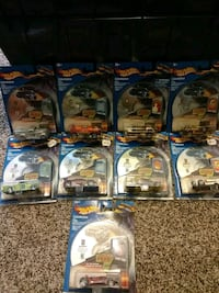 Hot wheels CD Rom cars (9) Mooresville, 28115