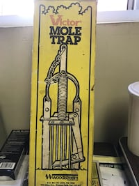 Victor mole trap Hagerstown, 21740