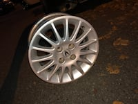 Gray multi-spoke auto wheel Burnaby, V3N 1W5
