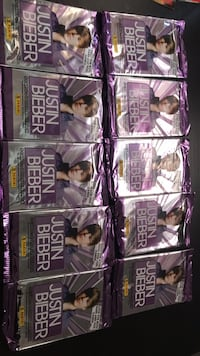 RARE Justin Bieber collection cards Mississauga, L5L 5R1