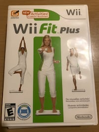 Wii Game  Wii Fit Plus