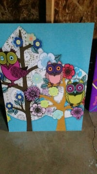 Owls pictures wall  Fredericksburg, 22407