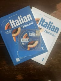 Italian for English speakers Textbook and Workbook + Audio CD