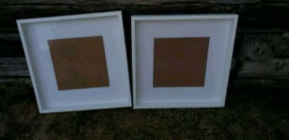Matted pictures frames