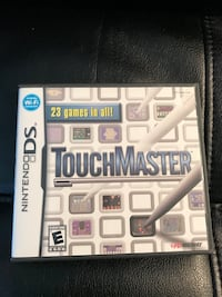 Nintendo DS Touchmaster Sterling, 20164