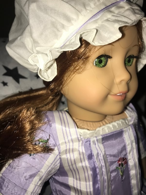 American Girl Doll 4ede16a3-be3f-4145-8a13-9fc4a65fc253