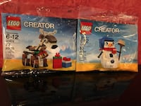 New Lego Reindeer and snowman Pittston, 18640