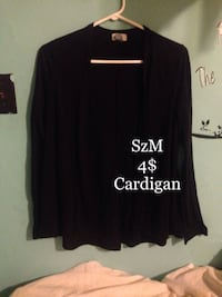 black long cardigan Hamilton, L8L 6M8