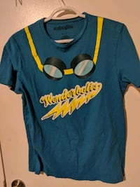 blue and yellow crew-neck shirt Oakville, L6H 2R8