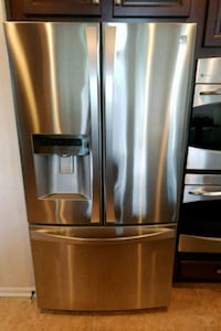 stainless steel french door refrigerator Westminster, 21158