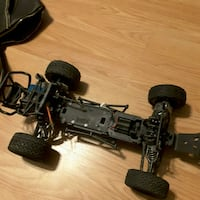 black and gray RC toy car Burnaby, V3N 3G4