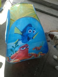 Finding Dory print dome tent Bakersfield