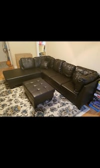New leather sectional Charlotte, 28214
