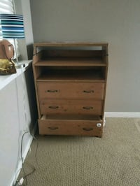 Baby Dresser with changing table Broomfield, 80021