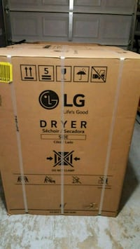 Brand new LG Dryer Virginia Beach, 23462