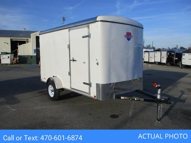 Photo 2020 CarryOn 6 X 12 Enclosed 6'Wide, 12'Long, 15 Tires,