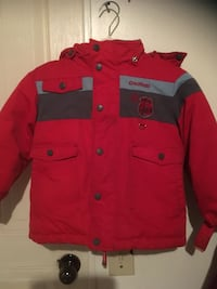 OshKosh size 3 toddlers winter jacket slightly used obo  Calgary, T2W 3V2