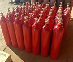 Sixty 80 CF size cylinders for sale
