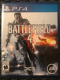 BATTLEFIELD 4 ( non used )  Mississauga, L4X 1V8