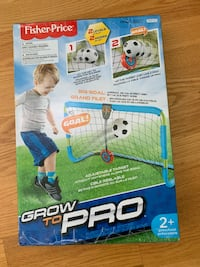 Fisher price soccer net