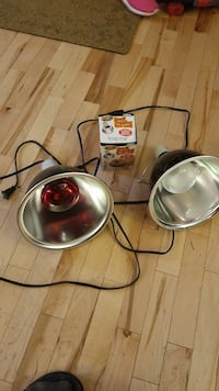Reptile Heating lamps 150watts  Rochelle Park, 07662