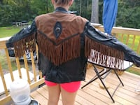 **price drop**Authentic Leather motorcycle jacket