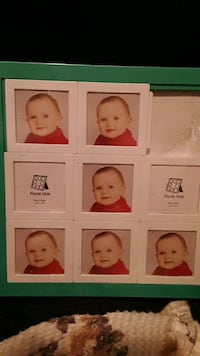 baby puzzle picture frame Lancaster, 93534