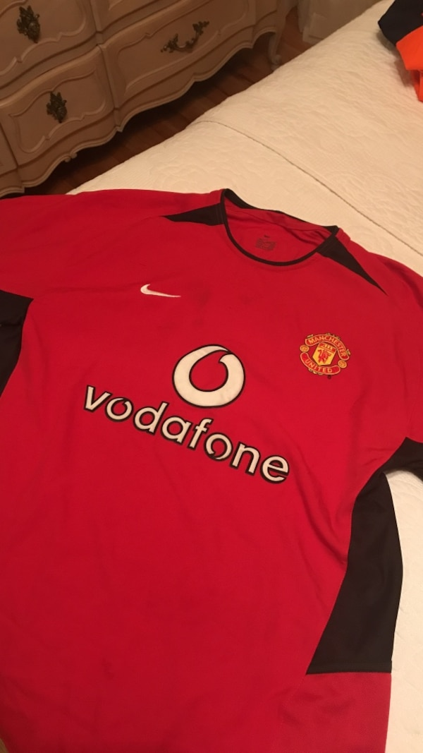ec200dd2d38 Used Manchester united jersey for sale in New York - letgo