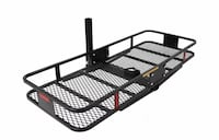 """60"""" x 25"""" Folding Cargo Carrier Basket Luggage Rack Truck Car Hitch Mount 2"""" Receiver 520 lbs  Dumfries, 22025"""