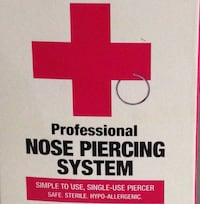Nose Piercing System