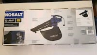 Leaf blower and vacum,12 Amp, Air volume 480PI/minute. Brand new Ottawa, K2L 2W7