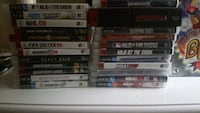 assorted Sony PS3 games Markham, L3R 4M9