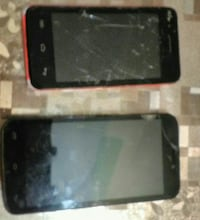 due smartphone Android neri