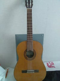 brown wooden classical guitar Fremont, 94538
