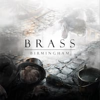 Brass: Birmingham board game - NIS
