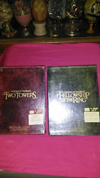 Two New 4-DVD Sets