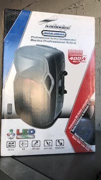 LED portable speaker box Hialeah, 33010