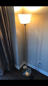 Floor Lamp with a dimmer Switch