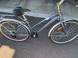 Costco Boss Womens bicycle value $175