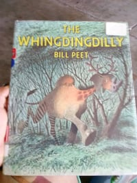 The Whingdingdilly by Bill Peet book 894 mi