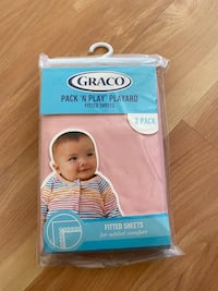 Graco Pack n Play Fitted Sheets