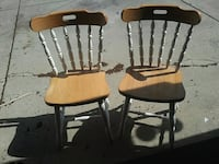 $10 for both chairs Montgomery, 60538