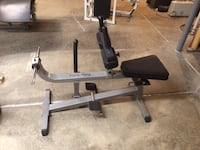 Gray and black gym equipment Downers Grove, 60515
