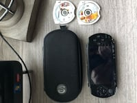 Sony PSP with Carrying Case & 2 Games Wichita, 67207
