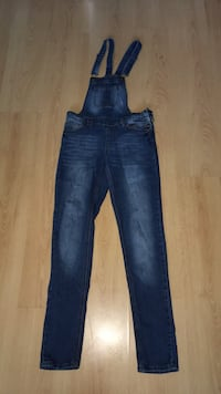 blue denim straight cut jeans Gatineau, J8Y 3M5