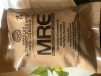 MRE military food   New York, 11225