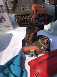 black and red cordless power drill Melrose Park, 60160